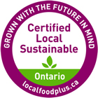 Certified Local Sustainable